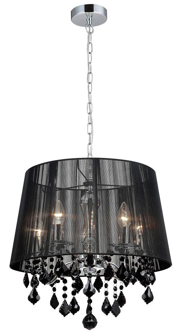 Czarne Lampy Elegancki Dodatek Do Twojego Wnętrza