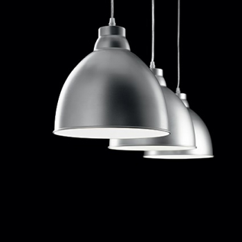 NAVY SP1 argento / srebrna ideal lux