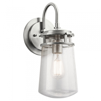 LYNDON 1L Medium kinkiet ALU Kichler Elstead Lighting